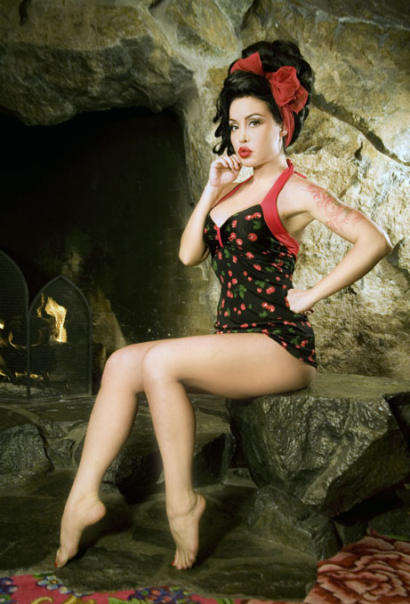Pin Up Girl Clothing