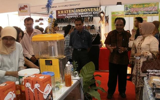 Batam Expo 2010 promoted by PT.Telkom Medan