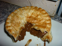 Peters premier pie