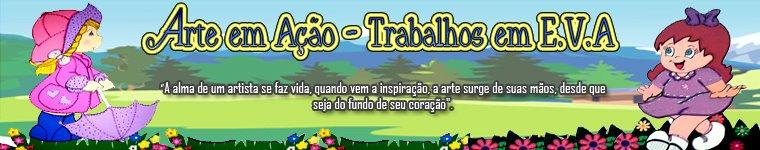ARTE EM AÇÃO-TRABALHOS ARTESANAIS