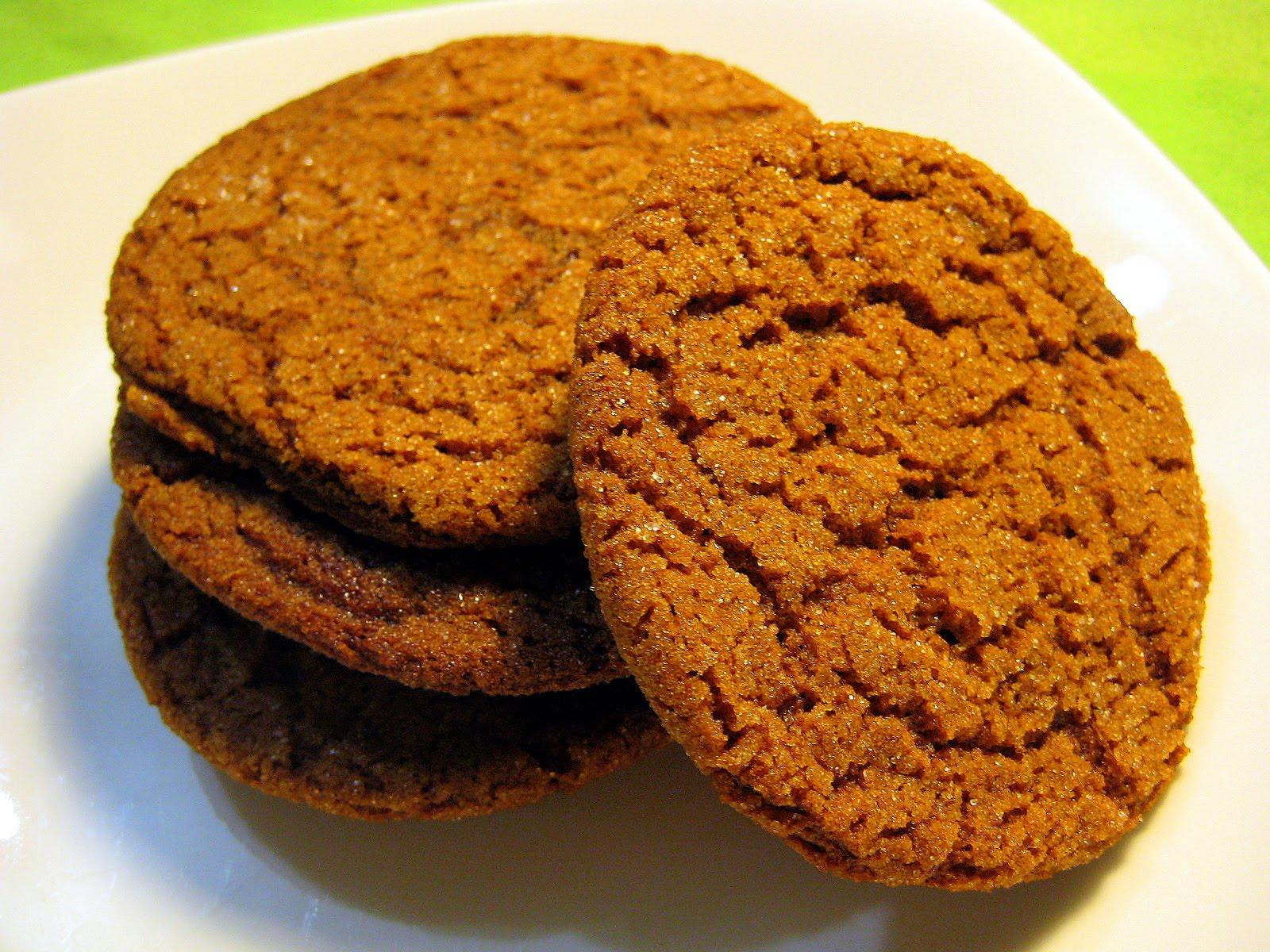 soft gingersnap recipe