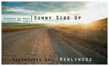 Ordered My Days Sunnyside Up