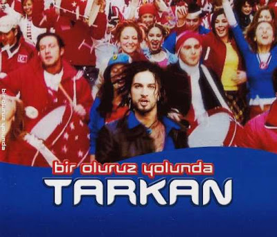 Bir Oluruz Yolunda (CD Cover)