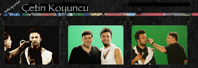 Cetin Koyuncu working with Tarkan