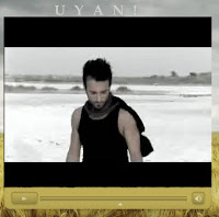 Tarkan's Uyan video at the artist's official site
