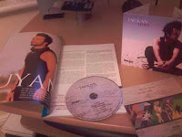 Doga Magazine and Tarkan CD