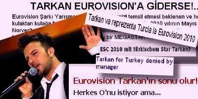 Tarkan Eurovision Rumours