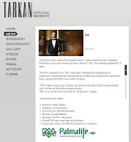 News on Tarkan's first video single from his 2010 album