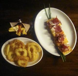 Dones gourmet de catalunya diciembre 2010 - Tapa porta romana ...