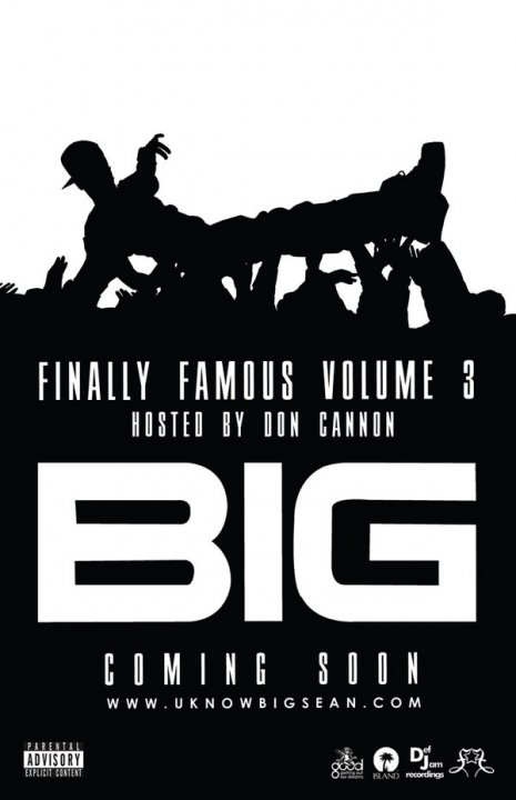 big sean finally famous artwork. Big Sean – Finally Famous Free