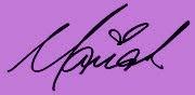 Firma de Mariah