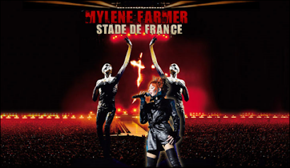 Mylene  Farmer No5 on Tour 2009
