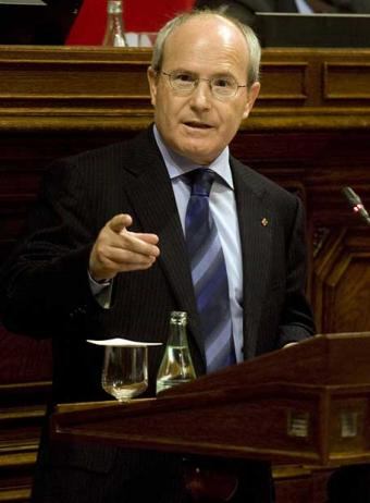 Elección del President de la Generalitat Jose_Montilla