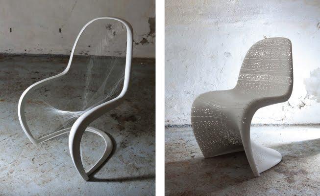HBD 50 Years Of Panton Chair