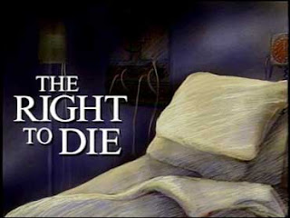 the question of the right to die in the debate about euthanasia Perhaps the most pressing ethical medical dilemma concerns whether an individual has the right to die euthanasia so is the right debate over the law has.