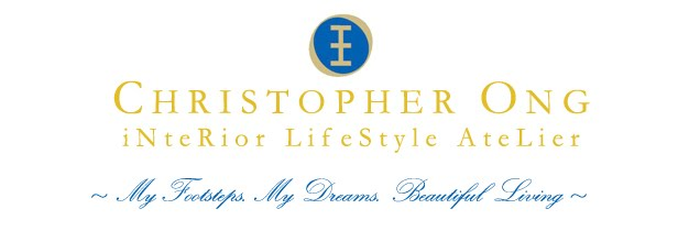 CHRISTOPHER ONG  - My Footsteps. My Dreams. Beautiful Living.