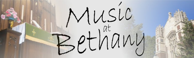Music at Bethany