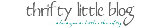 thrifty little blog