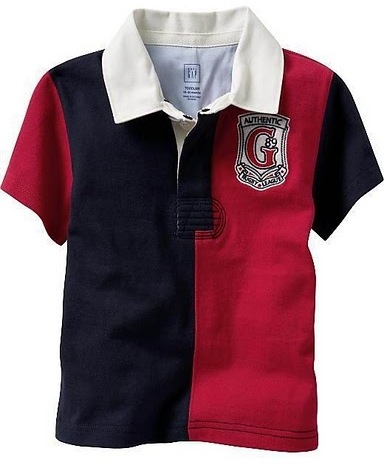 GAP 2 COLOUR SHIRT