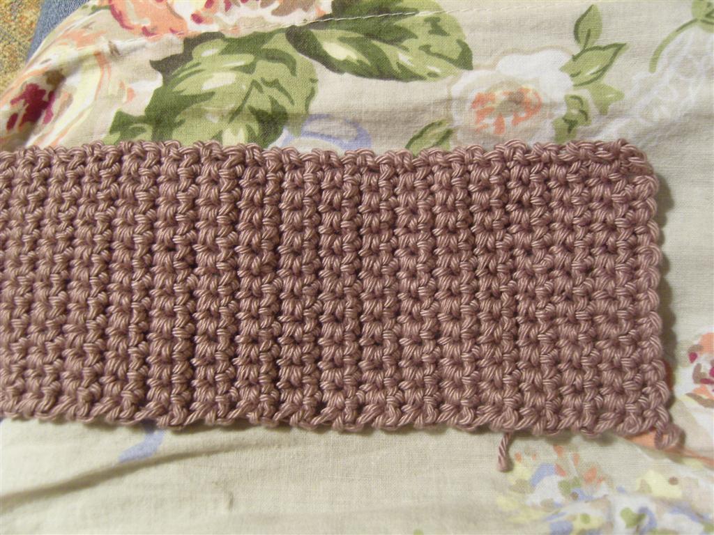Crochet Hanger Covers Free Pattern - KarensVariety.com