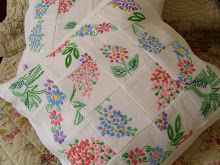 Recycled Vintage Linens