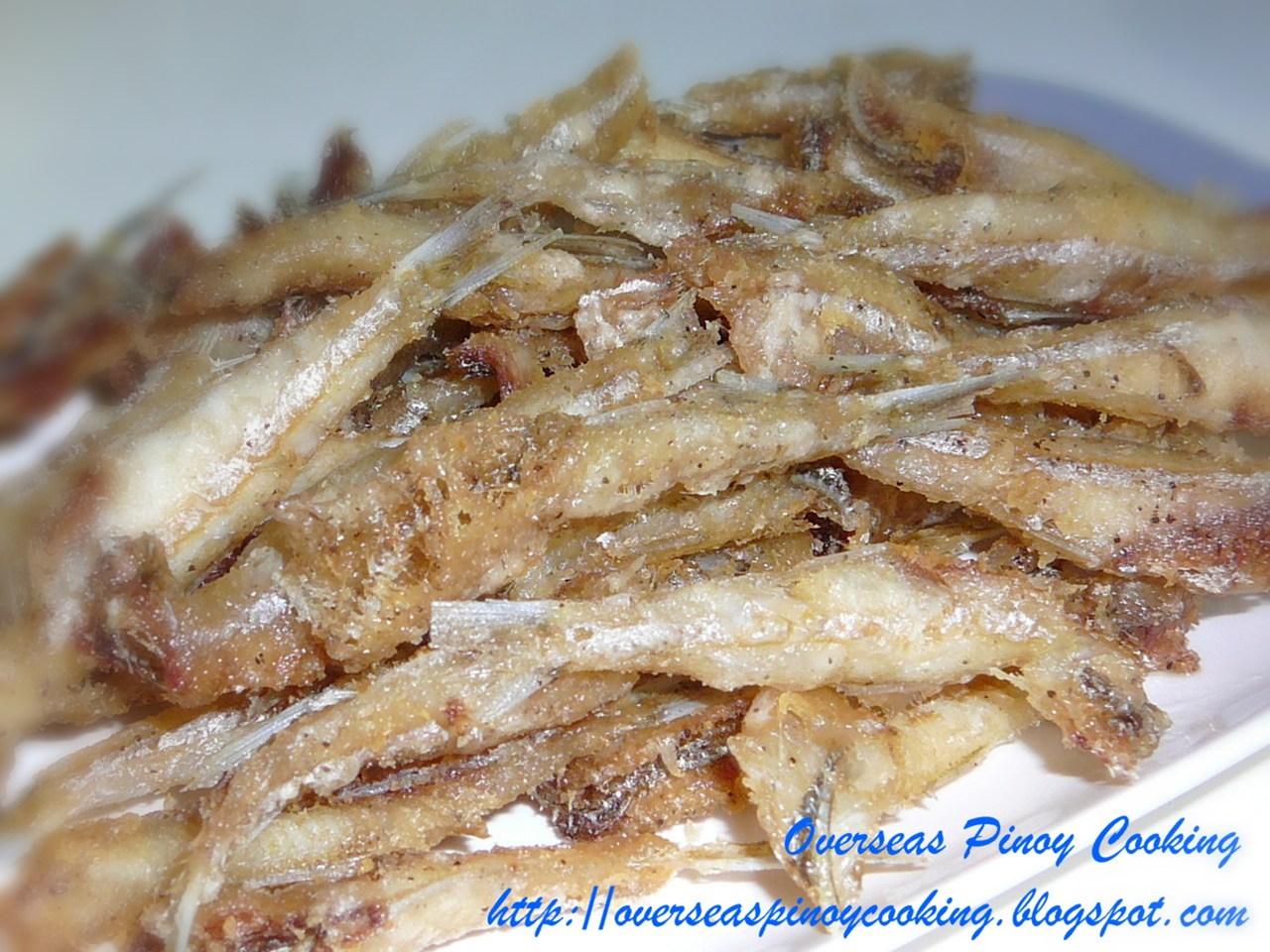 Thai crispy fried fish recipe for Fried fish recipe