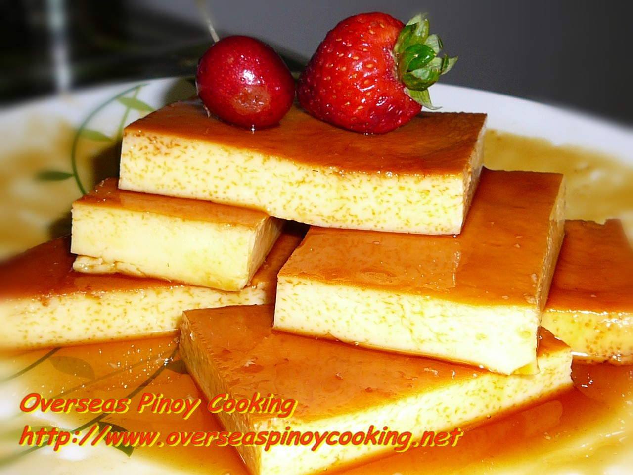 ... flan spanish flan flan with lavender flan super easy baked flan