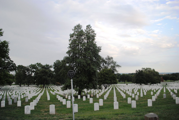 Arlington National Cemetery, Arlington Country, WASHINGTON, Virginia 22204,