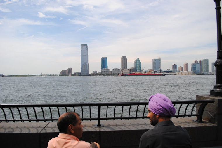 pausa: BATTERY PARK, ESPLANADE, NEW YORK