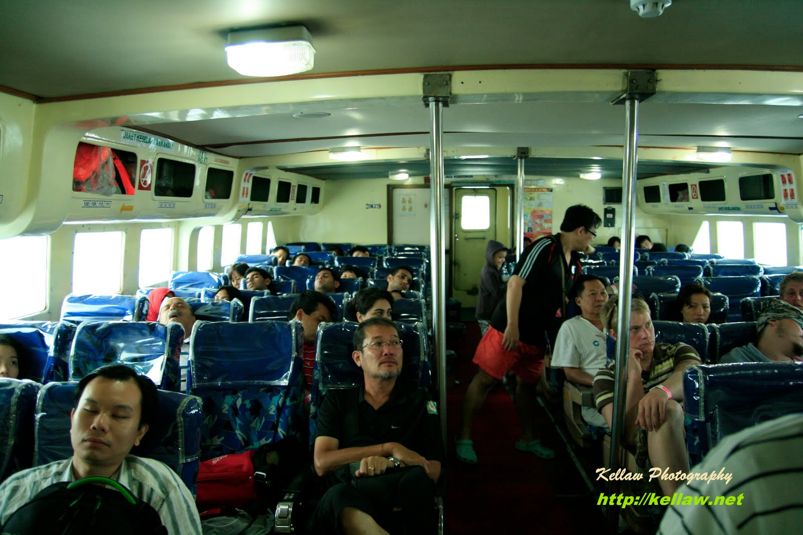 Kuala Kedah Ferry Terminal Car Park