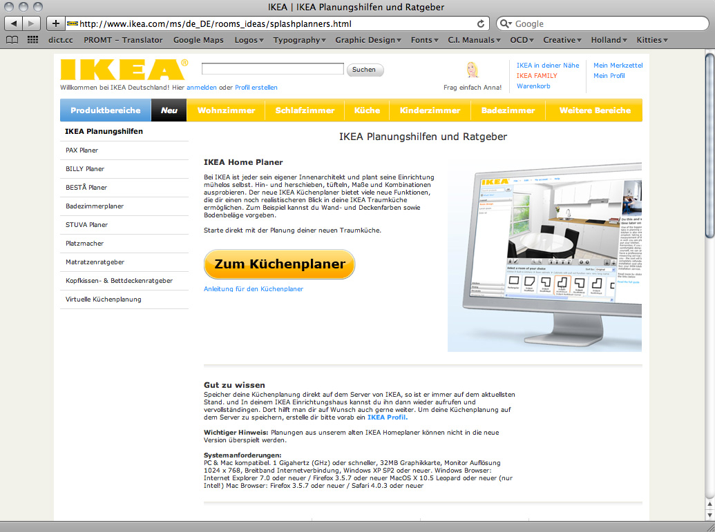 ikea kitchen planner on but the good part is the ikea kitchen planner