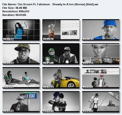 The-Dream - Shawty Is A Ten Lyrics | MetroLyrics