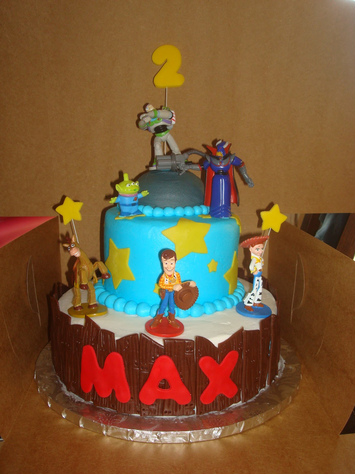 Sugar Boo Sweets Happy Birthday Max