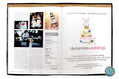 Featured in Real Weddings Magazine 5