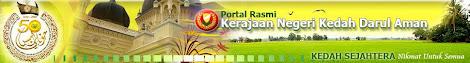 Web Rasmi Kerajaan Negeri Kedah
