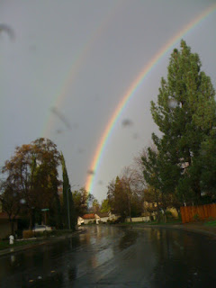 double rainbows,