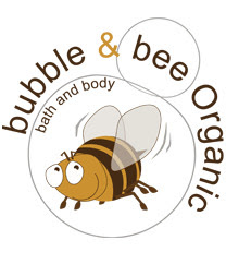 bubble and bee organic body lotion