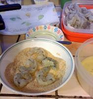 How to make deep fried prawns,fried prawn recipe,fried shrimp