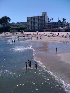 Dream Inn Santa Cruz,oceanfront hotels in Santa Cruz