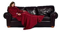 The Slanket Review and giveaway