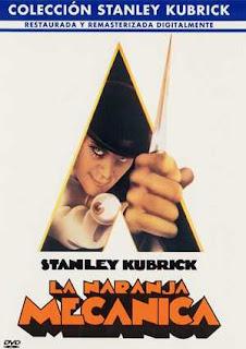 La naranja mecanica dirigida por Stanley Kubrick