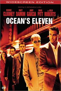 Ocean's Eleven dirigida por Steven Soderbergh