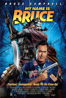 My Name is Bruce dirigida por Bruce Campbell