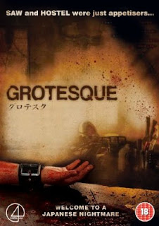 Grotesque dirigida por Kôji Shiraishi