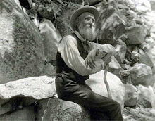 John Muir on the Sierra Mountains