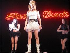 """""""Electra shock"""" de J.M.Muscari"""