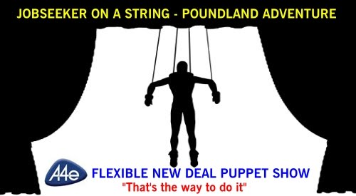 Flexible New Deal Puppet Show News From A4e