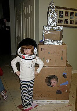 ThinkGeek Junior Space Helmet