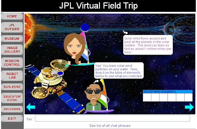 Virtual Field Trip JPL