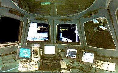 ISS Module Node 3